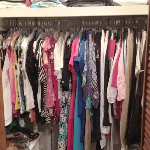 Organizing Your Closet with Macon Organizer My Friend, Katherine Denton