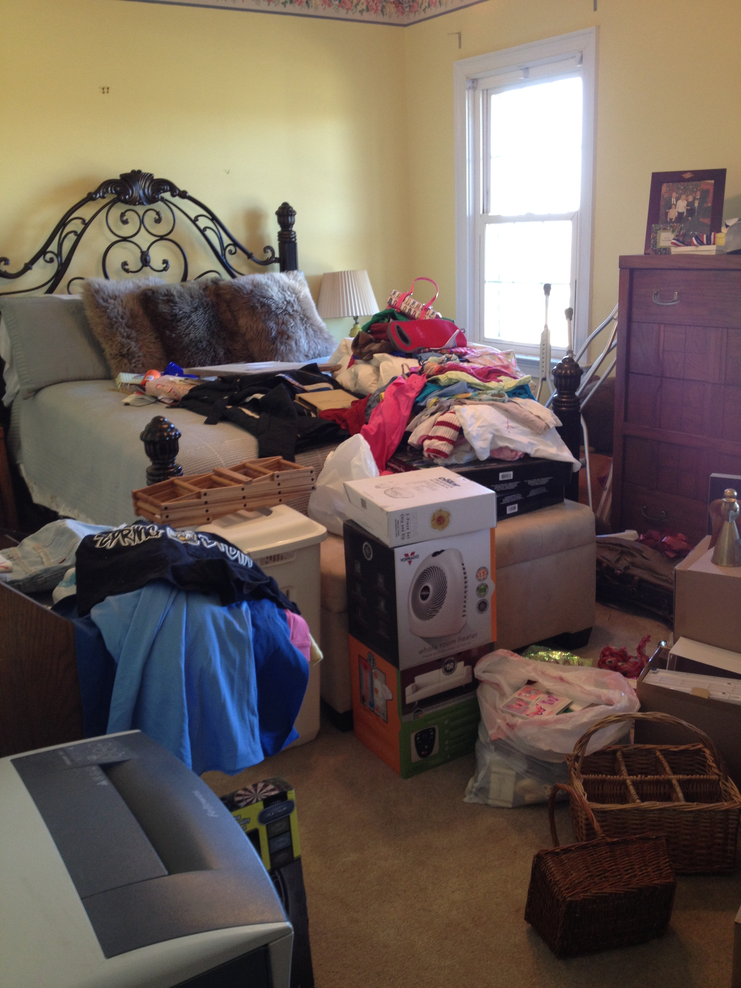 Macon 39 S My Friend Katherine Denton Before And After Organizing Cluttered Bedroom Archives My