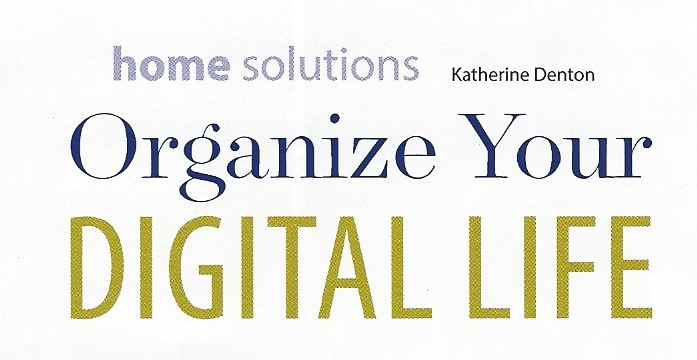 Organize Computer Desktop