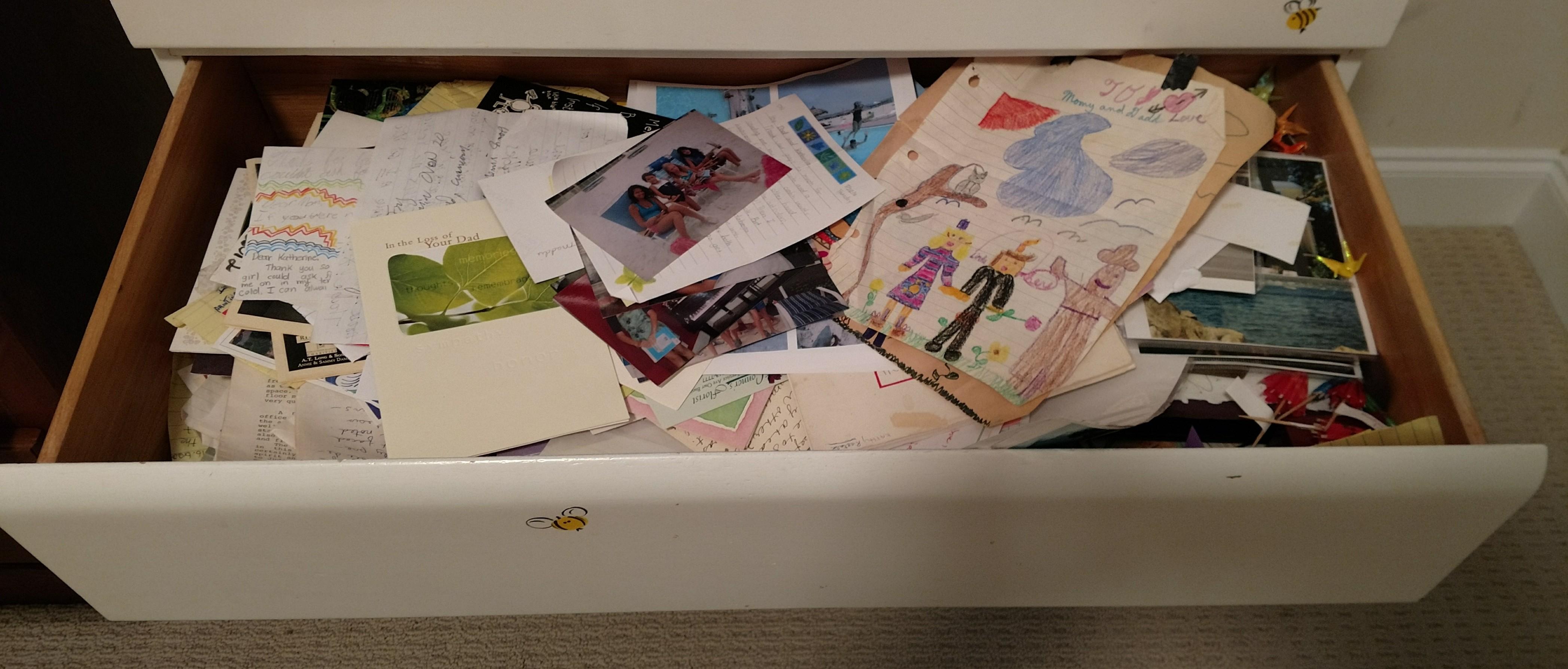 Organizing Photos & Memorabilia