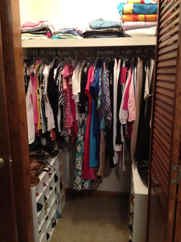 Closet Organizing My Friend, Katherine Macon Organizer