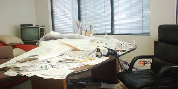 Macon organizer Katherine Denton Business office services