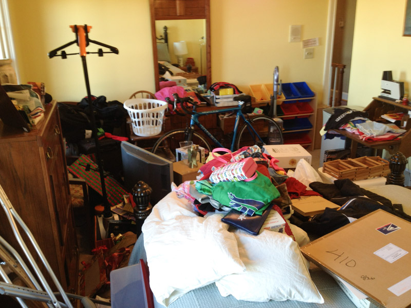 Cluttered Bedrooms Organized By Macon Organizer