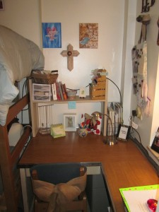 Dorm Room Design My friend Katherine