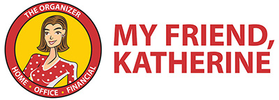 My Friend, Katherine Logo
