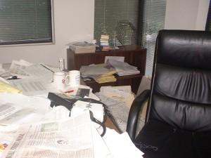 Macon My Friend Katherine organizes offices